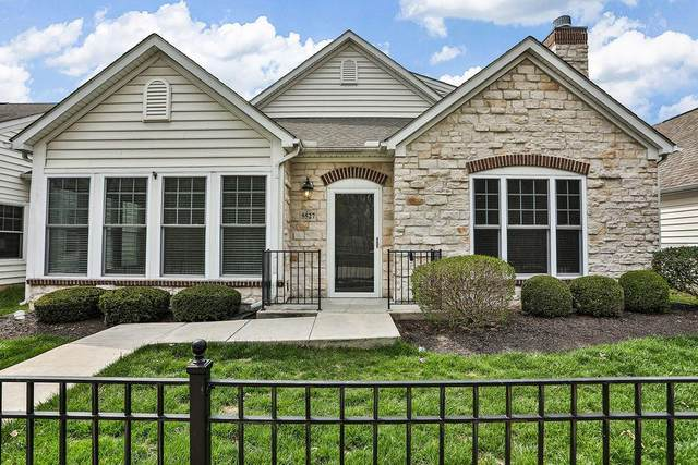 5527 Limerock Drive #25, Westerville, OH 43081 (MLS #221007952) :: RE/MAX Metro Plus