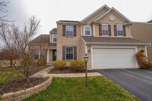 6471 Potters Way, Powell, OH 43065 (MLS #221007992) :: Jamie Maze Real Estate Group