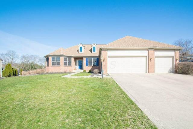 13393 Silverbrook Drive NW, Pickerington, OH 43147 (MLS #221008039) :: Core Ohio Realty Advisors