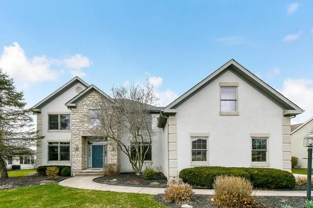 2615 Kemperwood Drive, Blacklick, OH 43004 (MLS #221008104) :: CARLETON REALTY