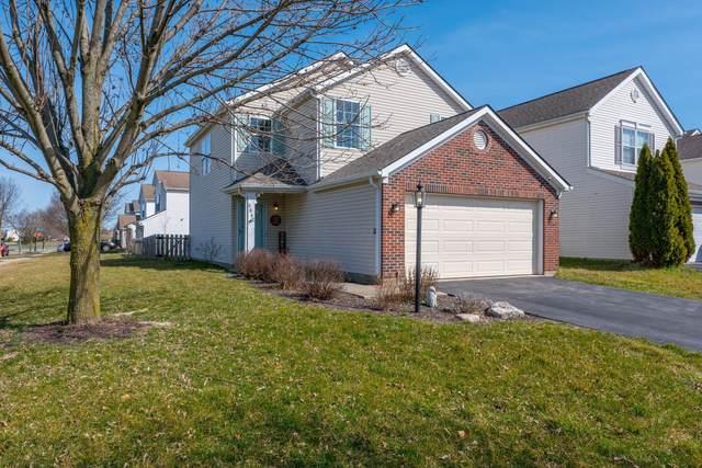 5842 Stonepath Drive, Hilliard, OH 43026 (MLS #221008127) :: Bella Realty Group
