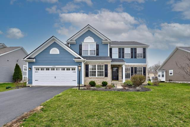 6795 Park Mill Drive, Dublin, OH 43016 (MLS #221008168) :: Bella Realty Group