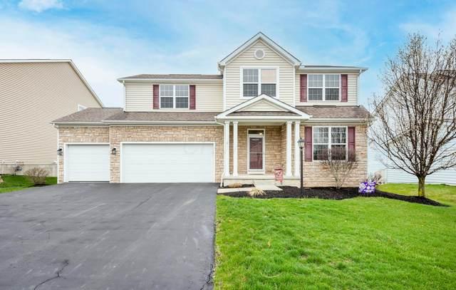 189 Fox Glen Drive E, Pickerington, OH 43147 (MLS #221008319) :: Susanne Casey & Associates