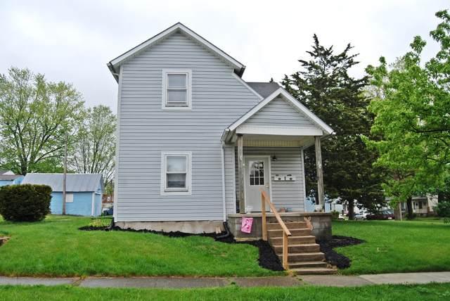 504 N Elm Street, Bellefontaine, OH 43311 (MLS #221008463) :: Jamie Maze Real Estate Group