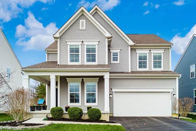 2707 Anderson Drive, Hilliard, OH 43026 (MLS #221008511) :: MORE Ohio