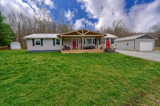 15158 Purdum Road, Logan, OH 43138 (MLS #221008528) :: RE/MAX ONE