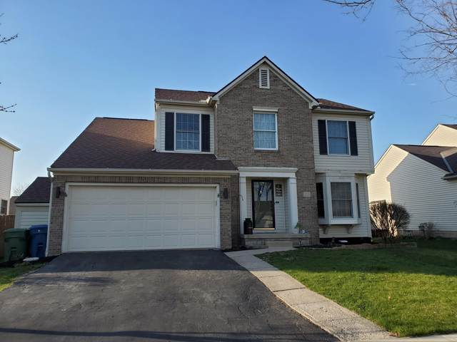 1124 Village Drive, Marysville, OH 43040 (MLS #221008637) :: Jamie Maze Real Estate Group