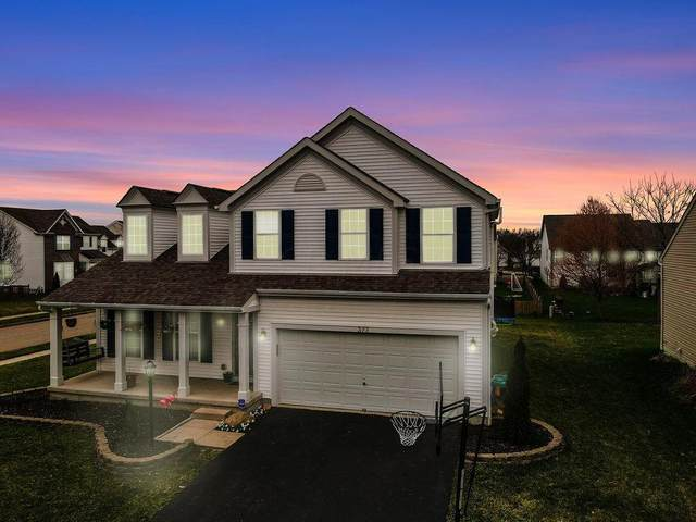 377 Rocky Springs Drive, Blacklick, OH 43004 (MLS #221008786) :: RE/MAX ONE