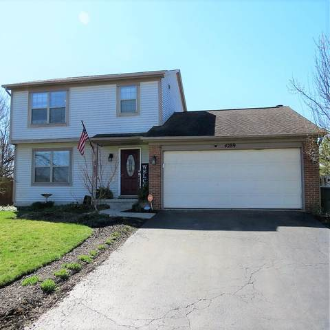 4289 Demorest Highlands Lane, Grove City, OH 43123 (MLS #221008879) :: RE/MAX ONE