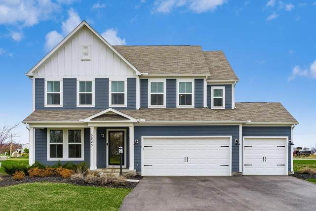 5523 Springwick Court, Powell, OH 43065 (MLS #221008881) :: Bella Realty Group