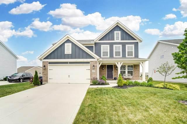 3529 Woodland Drive, Hilliard, OH 43026 (MLS #221008908) :: Signature Real Estate