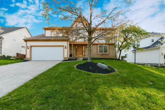 78 Kingsmeadow Lane, Blacklick, OH 43004 (MLS #221009014) :: Core Ohio Realty Advisors
