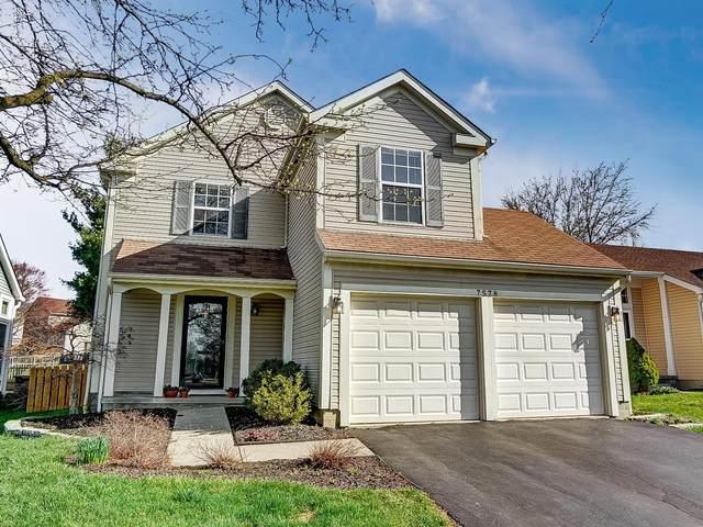 7578 Kittansett Lane, Pickerington, OH 43147 (MLS #221009153) :: Bella Realty Group