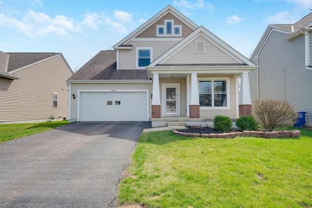 8481 Haleigh Woods Drive, Blacklick, OH 43004 (MLS #221009276) :: Bella Realty Group