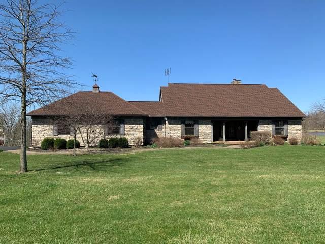 705 Millstone Lane, Mount Vernon, OH 43050 (MLS #221009277) :: Core Ohio Realty Advisors
