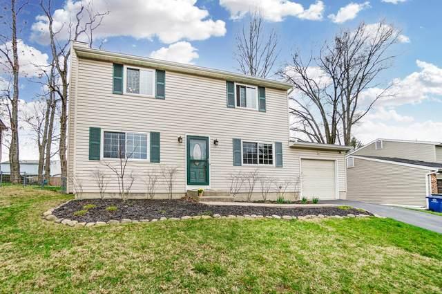 3841 Orange Blossom Lane, Gahanna, OH 43230 (MLS #221009386) :: Signature Real Estate