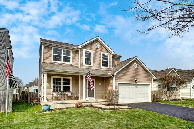 457 Hemhill Drive, Galloway, OH 43119 (MLS #221009390) :: RE/MAX ONE
