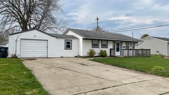 3691 Shoreline Drive, Columbus, OH 43232 (MLS #221009420) :: Core Ohio Realty Advisors