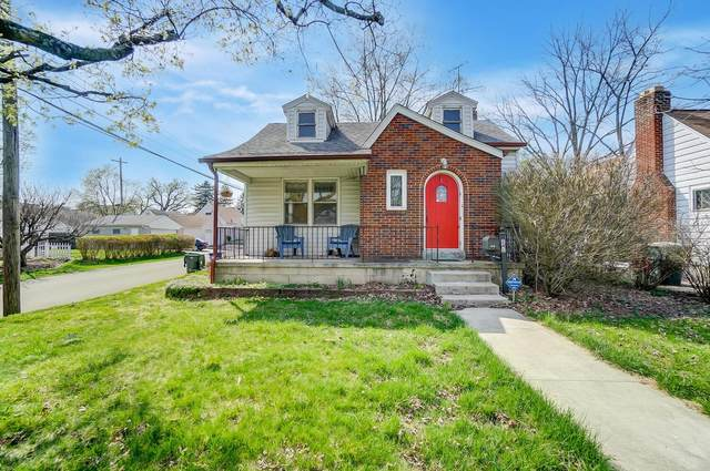 241 S Brinker Avenue, Columbus, OH 43204 (MLS #221009465) :: Greg & Desiree Goodrich | Brokered by Exp