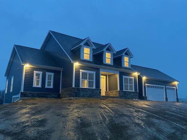 1045 Rich Hill Road, Centerburg, OH 43011 (MLS #221009540) :: Exp Realty