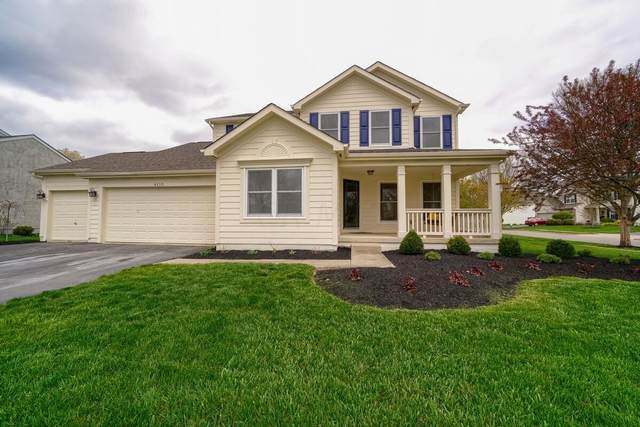 6130 Ravenhill Road, Hilliard, OH 43026 (MLS #221009542) :: Jamie Maze Real Estate Group