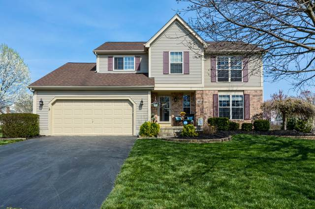 5872 Birch Bark Circle, Grove City, OH 43123 (MLS #221009590) :: RE/MAX Metro Plus