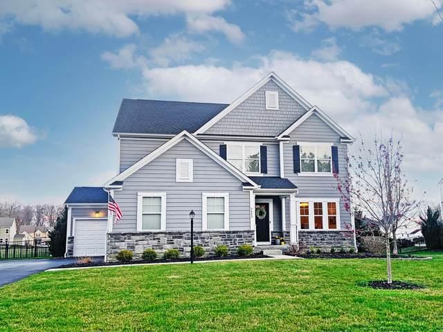 7442 Broxton Lane, Galena, OH 43021 (MLS #221009598) :: Core Ohio Realty Advisors