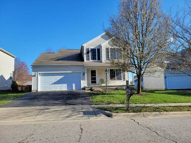 482 Faber Street, Pickerington, OH 43147 (MLS #221009621) :: Bella Realty Group