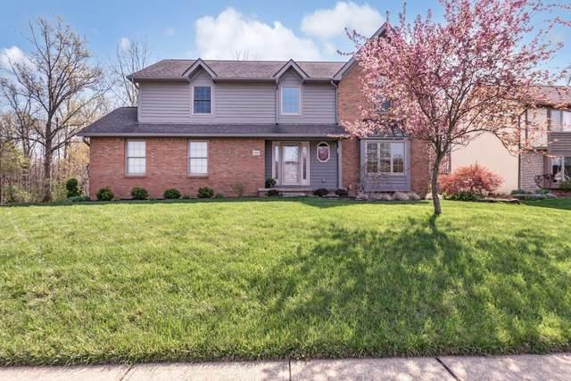 688 Reindeer Lane, Columbus, OH 43230 (MLS #221009678) :: Core Ohio Realty Advisors