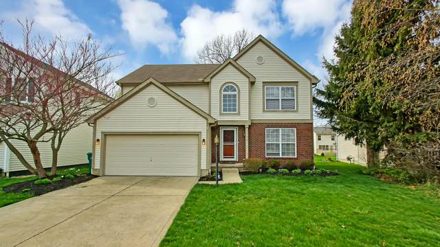 1113 Willow Brook Crossing Court, Blacklick, OH 43004 (MLS #221009721) :: Jamie Maze Real Estate Group