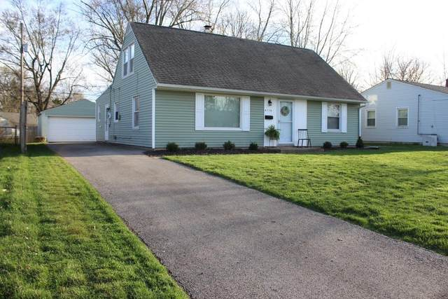 4775 Annhurst Road, Columbus, OH 43228 (MLS #221009766) :: Bella Realty Group