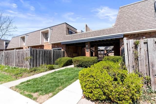 1484 Lafayette Drive B, Columbus, OH 43220 (MLS #221009811) :: Greg & Desiree Goodrich   Brokered by Exp