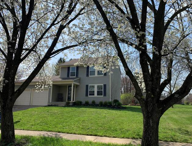 4269 Mary Jane Place, Grove City, OH 43123 (MLS #221009882) :: RE/MAX ONE