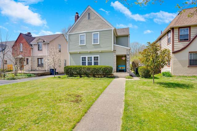 921 S Remington Road, Bexley, OH 43209 (MLS #221009902) :: The Jeff and Neal Team | Nth Degree Realty