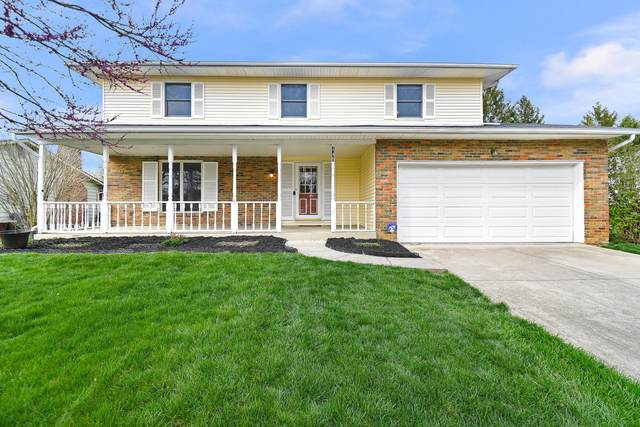 448 Allanby Court, Columbus, OH 43230 (MLS #221010120) :: 3 Degrees Realty