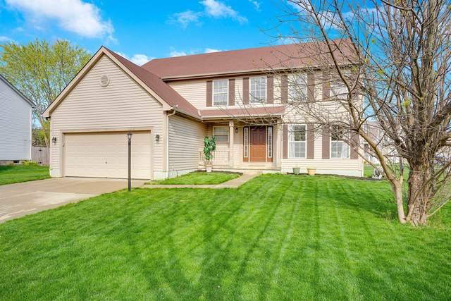 464 Pruden Drive, Pickerington, OH 43147 (MLS #221010195) :: Core Ohio Realty Advisors
