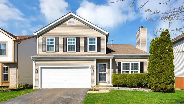 509 River Pebble Drive, Blacklick, OH 43004 (MLS #221010217) :: HergGroup Central Ohio
