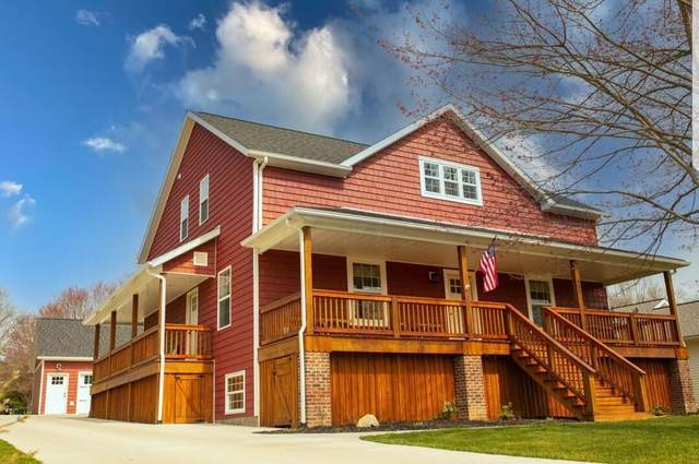 455 Ridgeland Drive, Howard, OH 43028 (MLS #221010300) :: Sam Miller Team