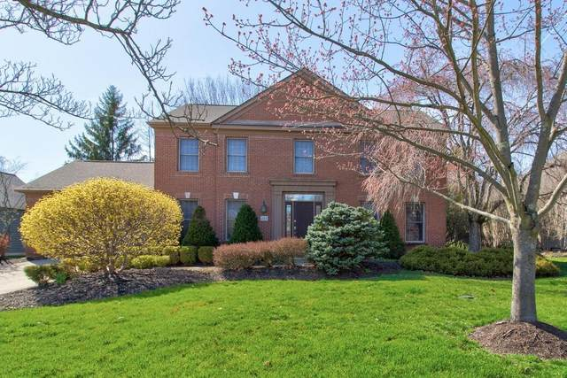 223 Weatherburn Court, Powell, OH 43065 (MLS #221010312) :: RE/MAX ONE