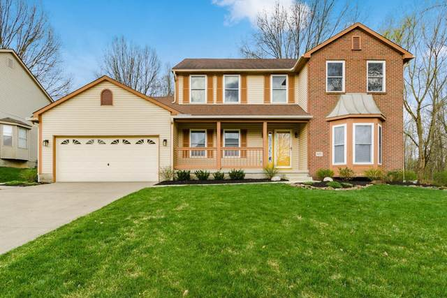 687 Culpepper Drive, Reynoldsburg, OH 43068 (MLS #221010352) :: RE/MAX Metro Plus