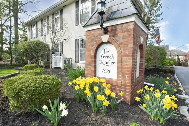 1631 Roxbury Road D6, Columbus, OH 43212 (MLS #221010442) :: Core Ohio Realty Advisors