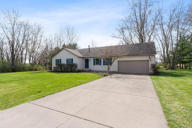 151 W Seneca Drive, Powell, OH 43065 (MLS #221010481) :: RE/MAX Metro Plus