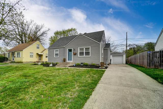 3100 Gerbert Road, Columbus, OH 43224 (MLS #221010608) :: Jamie Maze Real Estate Group