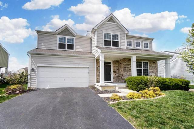 4505 Kathryns Way, Hilliard, OH 43026 (MLS #221010793) :: The Willcut Group