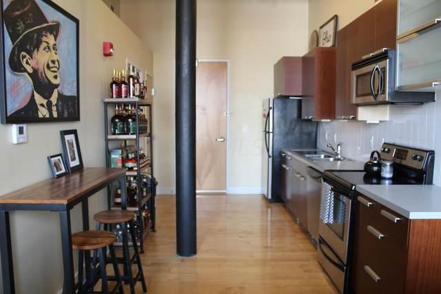 150 E Main Street #406, Columbus, OH 43215 (MLS #221010858) :: Susanne Casey & Associates