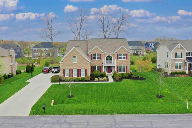 6139 Acadia Court, Galena, OH 43021 (MLS #221010910) :: Jamie Maze Real Estate Group