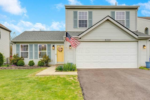8264 Old Ivory Way, Blacklick, OH 43004 (MLS #221011042) :: The Raines Group