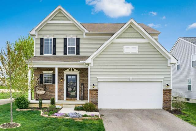 40 Henderson Lane, South Bloomfield, OH 43103 (MLS #221011102) :: 3 Degrees Realty