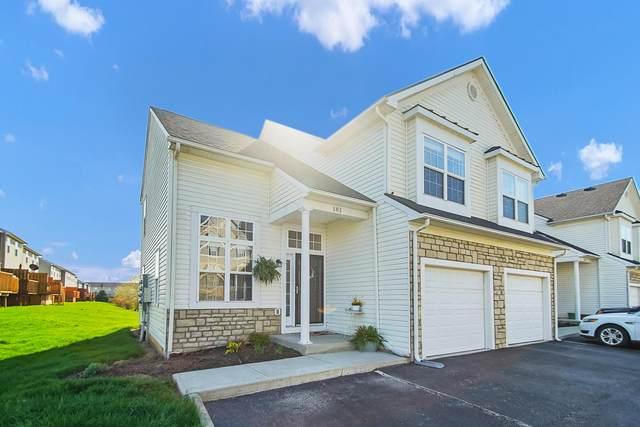 181 Waring Drive #37, Sunbury, OH 43074 (MLS #221011118) :: CARLETON REALTY