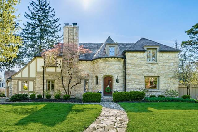 2249 Yorkshire Road, Upper Arlington, OH 43221 (MLS #221011229) :: The Jeff and Neal Team | Nth Degree Realty